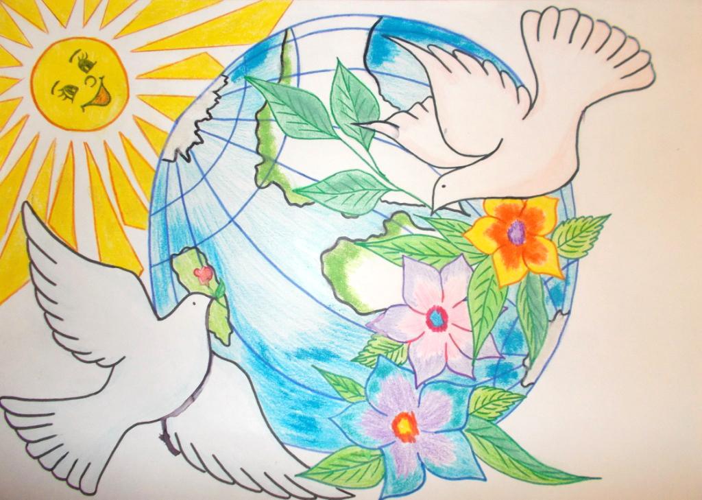 Приглашаем к участию в конкурсе «Мир глазами детей»